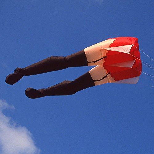 Martin Lesters Natalies Legs Parafoil Kite