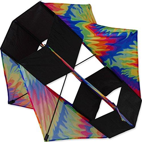 Six Wing Box Kite - Tie Dye