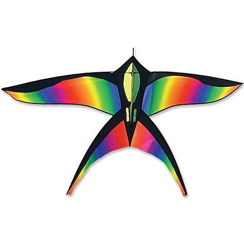 Premier Kites PMR44773 Bird Kite Rainbow Skylark 55
