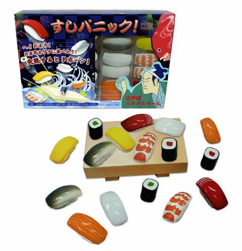 Sushi Panic Sushi Balance Game by Hanayama