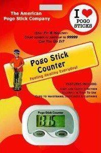 Pogo Stick Counter