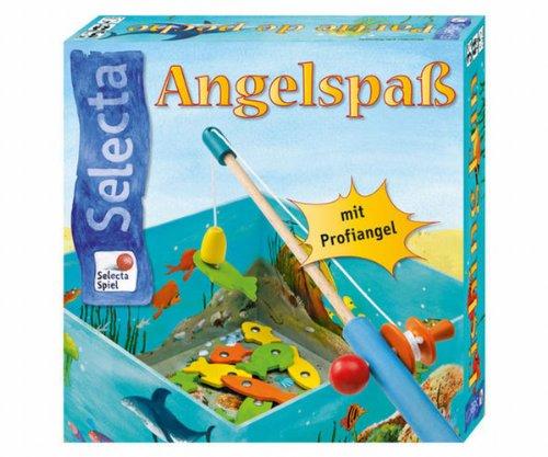 Selecta 3565 Fishing Fun Family game - Wooden ToysSelecta Spielzeug
