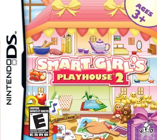 Smart Girls Playhouse 2 - Nintendo DS