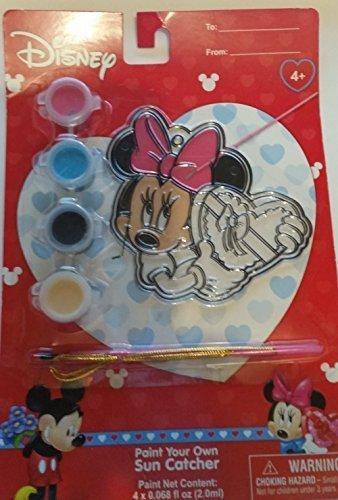 Disneys Minnie Mouse Paint Your Own Sun Catcher