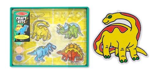 Melissa Doug Dinosaur Sun Catchers
