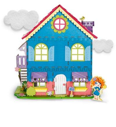 PomTree Creative Play Creativity Kits Sparkle Fun Playhouse by Grindatti