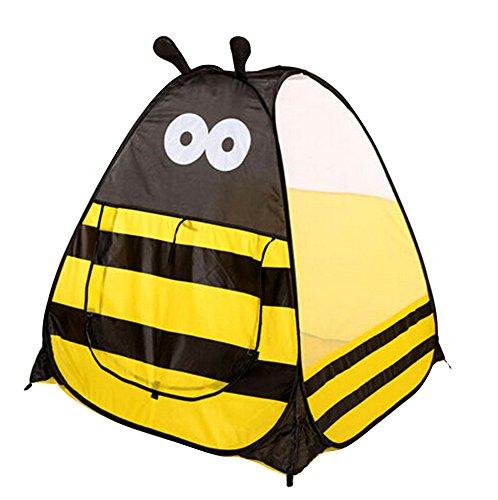 X Shop Children Outdoor Indoor Play Tent Fun Playhouse Tents-Bee