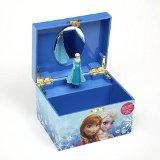 Disney Frozen Elsa Musical Jewelry Box Let It Go NWT VHTF