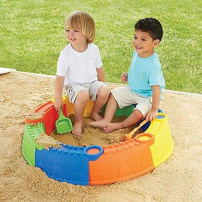 KidoozieTM Castle Sand Pit