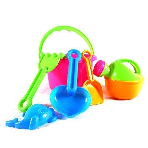 12 Pcs2 Set Beach Toy Sand Tools Play Sandbox Summer Activity Playset Baby Bath Water Toys Set