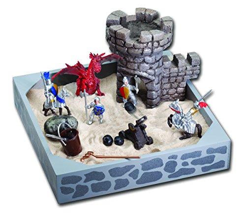 My Little Sandbox - Knights Dragons Play Set