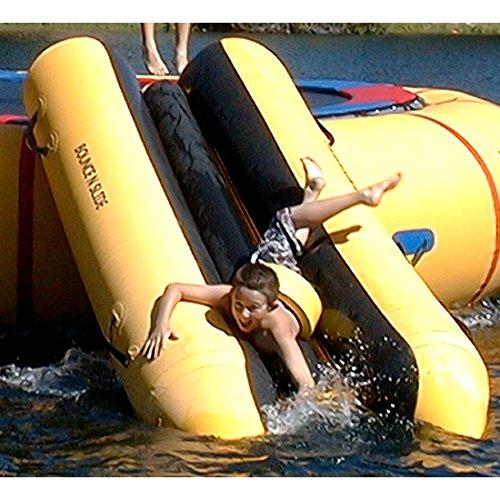 Island Hopper Bounce N Slide Water Slide Water Trampoline Attachment - PVCSLIDE