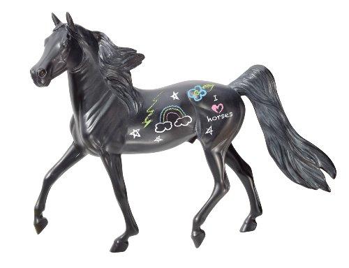Breyer Classics Chalkboard Horse Craft Activity Set