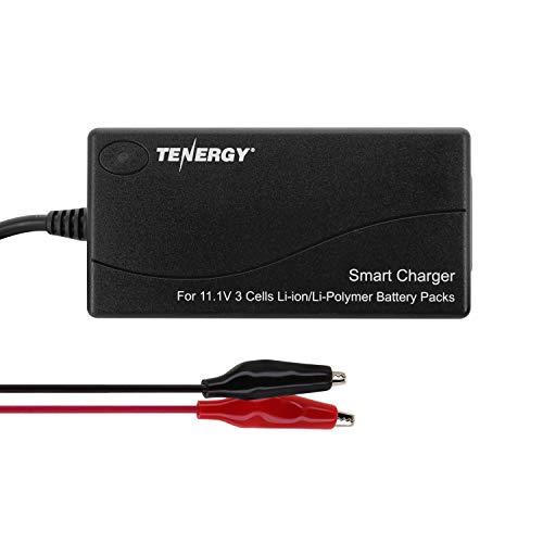 Tenergy Smart Charger for 111V Li-ionLIPO Battery Pack