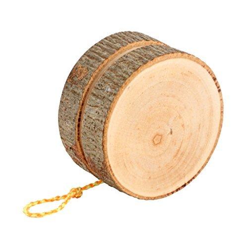Rustic Wooden YoYo by Hella Slingshots