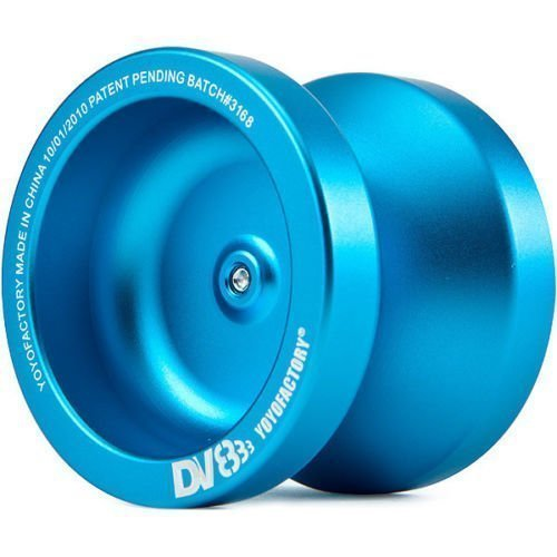 Aqua DV888 Metal Responsive Yo Yo From The YoYo Factory Model
