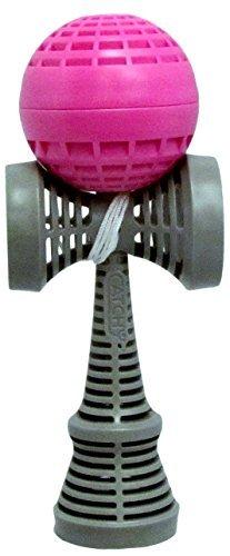 YoYo Factory Catchy Air Kendama - Pink Grey