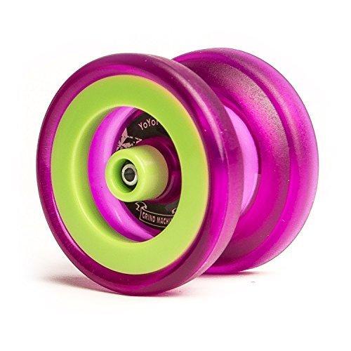 YoyoFactory Grind Machine Yo-Yo - VioletGreen by Yo Yo Factory