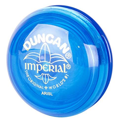 Duncan Imperial Yo-Yo - String Yo-Yo for Beginners with Narrow String Gap Steel Axle Plastic Body Looping Play  Assorted Colors