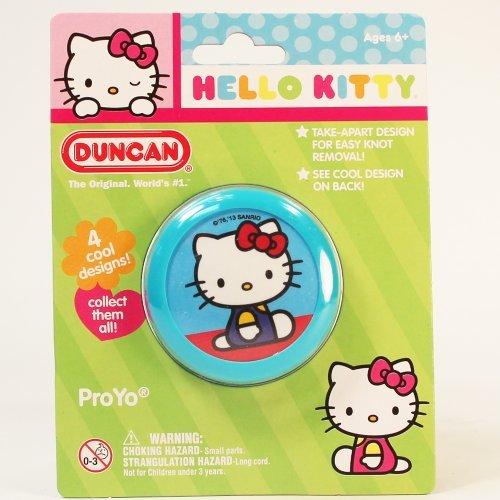 Duncan Hello Kitty ProYo Yo-Yo - Blue
