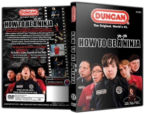 Duncan Toys How to Be a Yo-Yo Ninja Instructional Yo-Yo Trick DVD