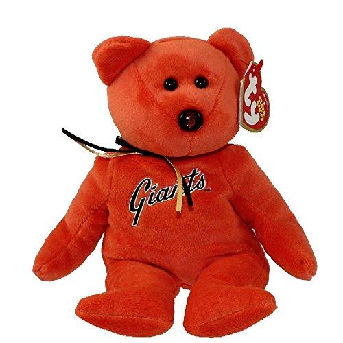 San Francisco Giants MLB Beanie Baby - Teddy Bear by TY 41706