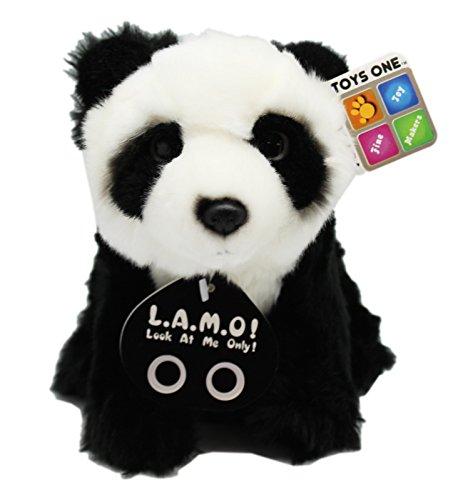 Baby Panda Stuffed Animal - Very Cute Panda Plush with Sound