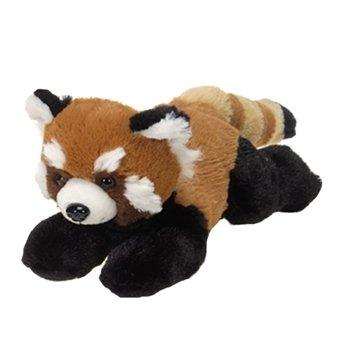 Large Lying Red Panda Stuffed Animal by Fiesta