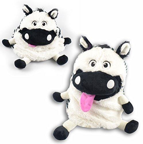 Plush Tummy Pets Stuffers Snuggle Kids Cute Soft Toys Storage Box Bag Children Shopmonk Zebra by zizzi