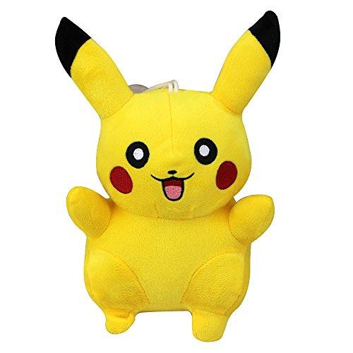 Pokemon 25cm Pikachu Children Gift Cute Soft Toy Cartoon Anime Kids Stuffed Plush Doll