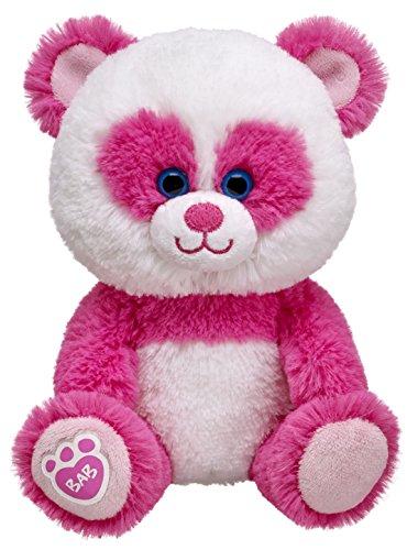 Build-A-Bear Buddies Pink Pal Panda Plush Toy