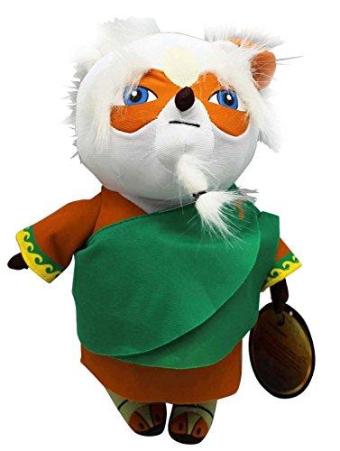 Kung Fu Panda 3 Master Shifu Plush Toy 11in