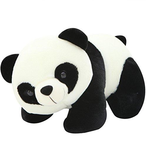 Luoke Plush Stuffed Cute Soft Panda Zoo Animals Cloth Panda Multi Style Toy Children Doll Birthday Gift Bolster 30cm12
