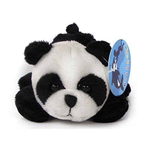 WILDREAM Beanie Babies The Panda Plush Toy