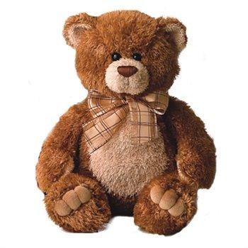 Brown Sugar the 16 Inch Plush Brown Teddy Bear By Aurora