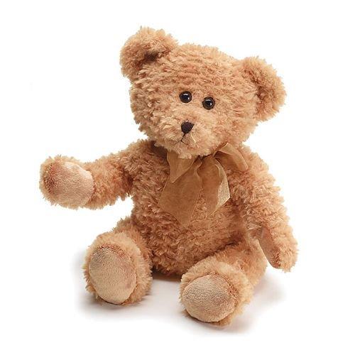 Soft and Cuddly 16 Plush Brown Teddy Bear