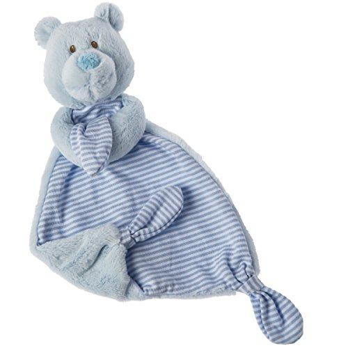 Mary Meyer Marshmallow Zoo Blue Teddy Lovey Soft Toy