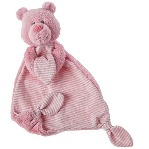 Mary Meyer Marshmallow Zoo Pinky Teddy Lovey Soft Toy