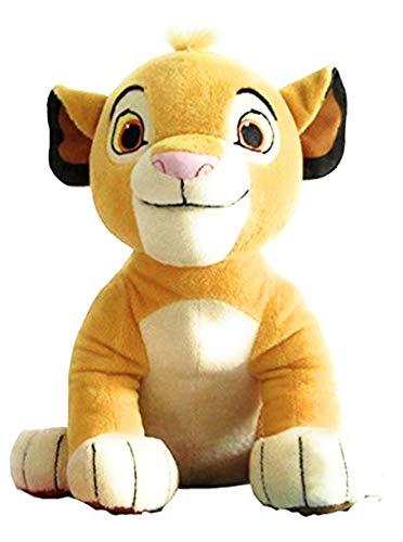 Cute Sitting High 26cm Simba The Lion King Plush Toys Soft Stuffed Animals Doll Gift for Kids Boy Girls Sale Simba Lion