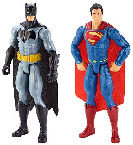 Batman v Superman Dawn of Justice Batman and Superman Figure 2-pack