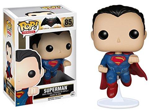Funko POP Heroes Batman vs Superman - Superman Action Figure
