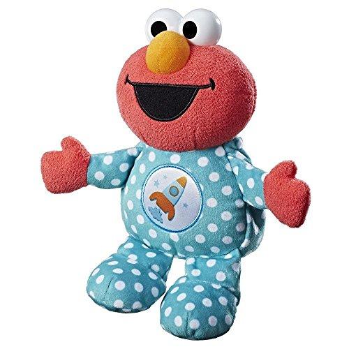 Seasame Street Naptime Plush Elmo