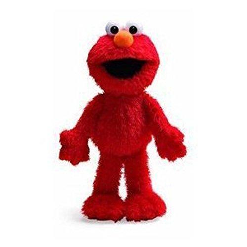 Sesame Street Soft Plush - 14in Elmo Plush Doll