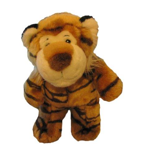 Charter Club Home Plush Tiger Stuffed Animal- Orange Brown
