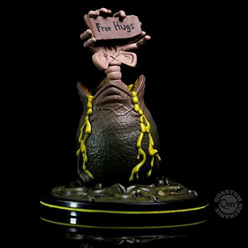 Quantum Mechanix Alien Facehugger Q-Fig Figure Diorama Multicolor Standard