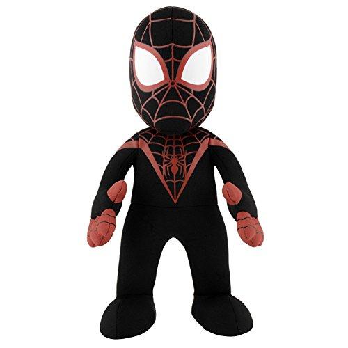 Bleacher Creatures Marvel Universe Spider-Man Miles M Comics 10 Plush Figure