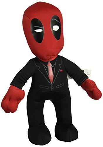 Bleacher Creatures Marvels Deadpool Suit Deadpool Plush Figure 10