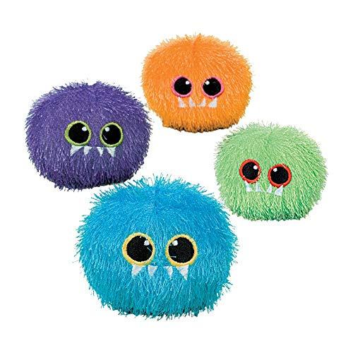 Hairball Plush Characters