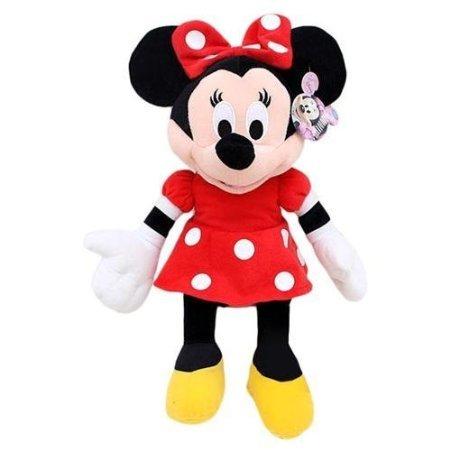 Disney Minnie Mouse Large Plush Doll 17 Tall