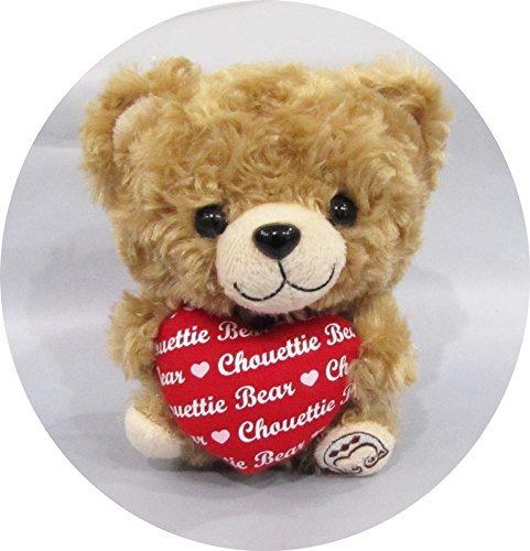 Clover beige Manet to talking stuffed toy shoe edge tea Bear Ver5